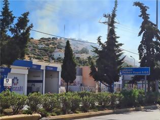 Φωτογραφία για EKTAKTO.....Φωτιά στη Βάρη: Εκκενώνονται τα χωριά SOS
