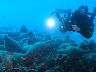 Φωτογραφία για Αλόννησος: Το πρώτο υποβρύχιο μουσείο της Ελλάδας ανοίγει φέτος τις υδάτινες πύλες του