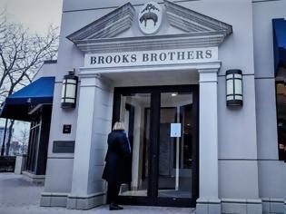 Φωτογραφία για ΗΠΑ: Πτώχευση κήρυξε η ιστορική εταιρεία ανδρικών ενδυμάτων Brooks Brothers