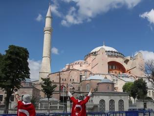 Φωτογραφία για Αγία Σοφία: Η αντιπολίτευση καταδικάζει τη μετατροπή της σε τζαμί – Ζητούν να ενεργοποιηθεί η παγκόσμια κοινότητα