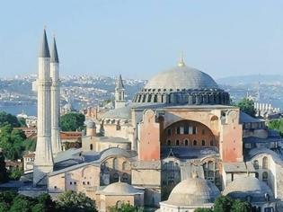 Φωτογραφία για Αγία Σοφία: Ο Ερντογάν «αψηφά την Ευρώπη» τονίζει ο διεθνής Τύπος