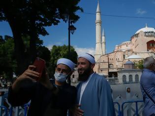 Φωτογραφία για Δένδιας για Αγία Σοφία: Ο Ερντογάν υπερβαίνει τα εσκαμμένα -Η στάση της Τουρκίας αύριο στις Βρυξέλλες