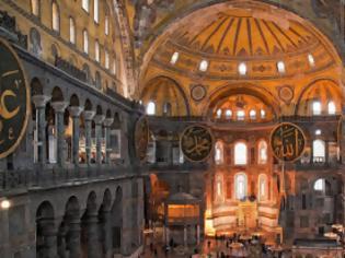 Φωτογραφία για Η Αγία Σοφία είναι χριστιανικό μνημείο κύριε Ερντογάν και ό,τι κι αν κάνετε δεν μπορεί να αλλάξει