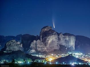 Φωτογραφία για Πότε, Που και Πως θα δω, (ή θα φωτογραφίσω) τον κομήτη NEOWISE(C/2020 F3);