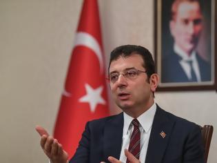 Φωτογραφία για Αγιά Σοφιά - O Ιμάμογλου ειρωνεύεται τον Ερντογάν: Θα στηρίξω αν δημιουργεί θέσεις εργασίας