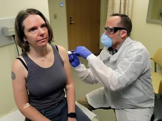 Φωτογραφία για Τα τελευταία επιστημονικά δεδομένα για το εμβόλιο του κοροναϊού. Ανάλυση από τους καθ. Δημόπουλο και Καστρίτη