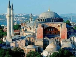 Φωτογραφία για Αγιά Σοφιά θέλει να κάνει κήρυγμα ο Ερντογάν, γράφει η «Bild»