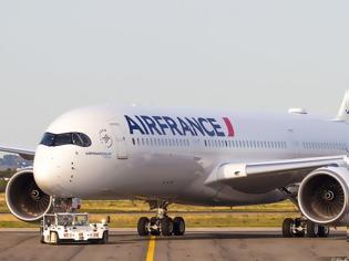 Φωτογραφία για Η Air France ξεκίνησε με απευθείας πτήση το δρομολόγιο Θεσσαλονίκη - Παρίσι