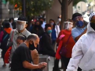 Φωτογραφία για Μεξικό: Ξεπέρασε σε νεκρούς την Ιταλία
