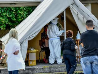 Φωτογραφία για Κρούσματα κορωνοϊού: Αγγίζουν τα 500 - Αυξάνονται οι εισαγωγές στα νοσοκομεία