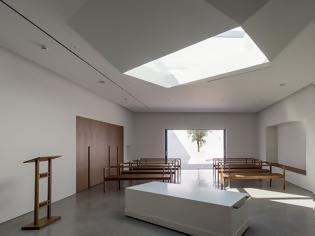 Φωτογραφία για Αποτεφρωτήριο Ριτσώνας: Έπαινος στα Βραβεία Ελληνικής Αρχιτεκτονικής