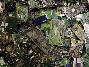 Φωτογραφία για Το 2019 ήταν χρονιά ρεκόρ στην ποσότητα των ηλεκτρονικών αποβλήτων
