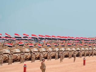 Φωτογραφία για Αίγυπτος: H Βουλή άναψε το πράσινο φως για στρατιωτική επέμβαση στη Λιβύη