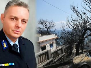 Φωτογραφία για Φωτιά στο Μάτι: Οι καταθέσεις Λιότσιου στριμώχνουν τους υπευθύνους - Του ζήτησαν να κόψει τον χρόνο της φωτιάς