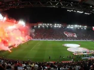 Φωτογραφία για Περισσότερος κόσμος πήγε φέτος στα γήπεδα της Super League