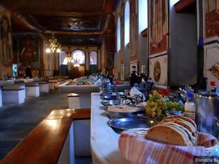 Φωτογραφία για Όταν γιορτάζουμε στο τραπέζι μπορούμε να έχουμε αρτύσιμα φαγητά ή όταν φιλοξενούμε κάποιον ;