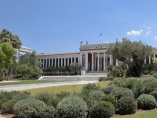 Φωτογραφία για Εθνικό Αρχαιολογικό Μουσείο: Παραδόθηκε ο νέος κήπος του