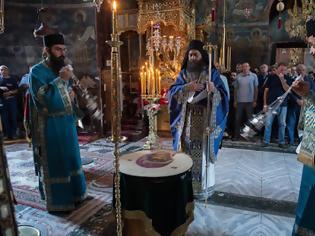 Φωτογραφία για 13573 – Ο εορτασμός της Παναγίας της Τριχερούσας στο Χιλιανδάρι (φωτογραφίες)