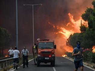 Φωτογραφία για Καταθέσεις σοκ στο Μάτι: Η ηγεσία της Πυροσβεστικής αγνόησε τις εκκλήσεις αξιωματικών για εναέρια μέσα