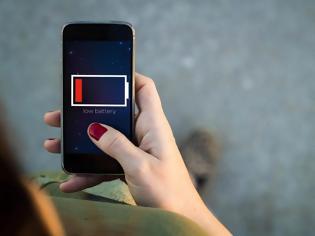 Φωτογραφία για Το λάθος που «σκοτώνει» την μπαταρία του κινητού μας