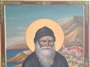 Φωτογραφία για Άγιος Πορφύριος Καυσοκαλυβίτης: «Την Παναγία μας πολύ την αγαπάω»