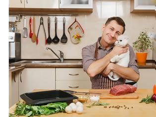 Φωτογραφία για Γάτα: Τι να τρώει για να έχει λαμπερό και υγιές τρίχωμα