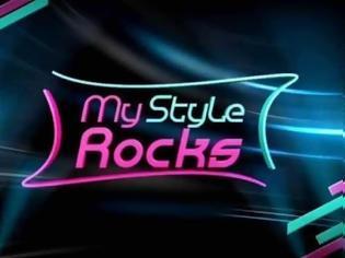 Φωτογραφία για Απο το My Style Rock στα Καλλιστεία