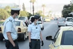 Μπλόκα και εντατικοί έλεγχοι στα Μέσα Μεταφοράς για τη μάσκα