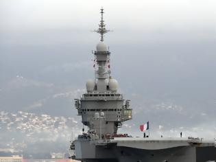 Φωτογραφία για Βάση στο λιμάνι Λεμεσού θέλει η Γαλλία