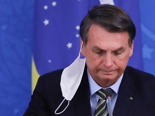 Φωτογραφία για Βραζιλία: Έβδομος υπουργός της κυβέρνησης Μπολσονάρου θετικός στον κορωνοϊό