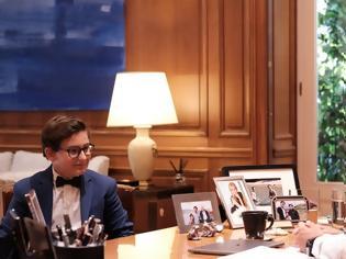 Φωτογραφία για Δημοσθένης Δεσποτίδης: Ποιος είναι ο 13χρονος ποιητής που συνάντησε ο πρωθυπουργός