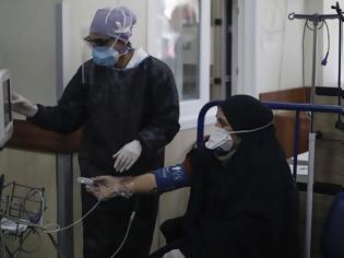 Φωτογραφία για Άγκυρα: Υπερπλήρη τα νοσοκομεία και ΜΕΘ - Χάος με τον κοροναϊό
