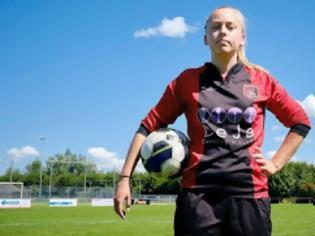 Φωτογραφία για 19χρονη στην Ολλανδία θα παίξει σε ανδρική ομάδα