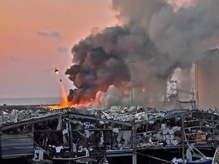 Φωτογραφία για Έκρηξη στη Βηρυτό: Έξι χρόνια στις αποθήκες οι 2.750 τόνοι νιτρικού αμμωνίου - 100 νεκροί, χιλιάδες τραυματίες