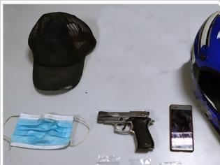 Φωτογραφία για Με ιατρική μάσκα και ψεύτικο όπλο λήστεψε εννέα σούπερ μάρκετ