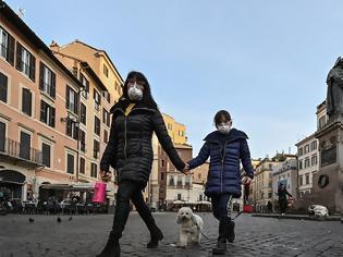 Φωτογραφία για Ιταλία: τα κρούσματα είναι εξαπλάσια από όσα νόμιζαν