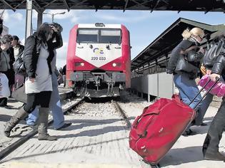 Φωτογραφία για Θεσσαλονίκη: Διακοπή ρεύματος στην Πιερία - Ακινητοποιήθηκαν τρένα στο Αιγίνιο