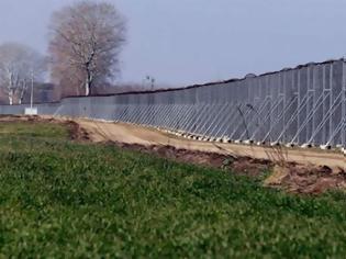 Φωτογραφία για Επιτέλους-Ακόμη 27 χλμ φράχτη στην Έβρο !