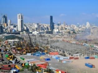 Φωτογραφία για Βηρυτός: Στους 137 ο αριθμός των νεκρών, 5.000 οι τραυματίες, 300.000 οι άστεγοι