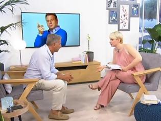 Φωτογραφία για Ο επικός διάλογος μεταξύ των δύο ηθοποιών
