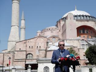 Φωτογραφία για Ερντογάν: Ανύπαρκτη η συμφωνία Ελλάδας και Αιγύπτου - Ξεκινάμε πάλι γεωτρήσεις