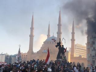 Φωτογραφία για ΗΠΑ για Λίβανο: Στηρίζουμε το δικαίωμα των Λιβανέζων να διαδηλώνουν