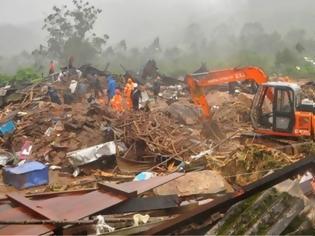 Φωτογραφία για Ινδία: Τουλάχιστον 43 νεκροί από κατολίσθηση