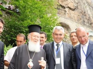 Φωτογραφία για Παναγία Σουμελά: «Αυτοψία από ξένους εμπειρογνώμονες» ζητά ο βουλευτής της ΝΔ, Μάξιμος Χαρακόπουλος