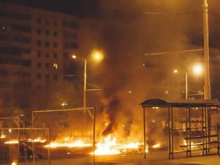 Φωτογραφία για Λευκορωσία: Νεκρός διαδηλωτής από βόμβα που ανατινάχτηκε στα χέρια του