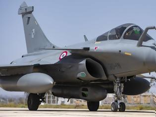Φωτογραφία για Ελληνοτουρκικά: Από την Κύπρο στην Κρήτη τα γαλλικά αεροσκάφη Rafale
