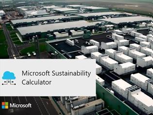Φωτογραφία για H Microsoft θέτει σε εφαρμογή εργαλεία περιβαλλοντικής ευαισθησίας