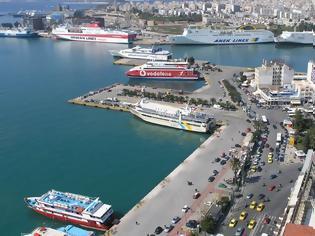 Φωτογραφία για Περιφέρεια Αττικής: Επιδημιολογικός δειγματοληπτικός έλεγχος στα λιμάνια Πειραιώς και Ραφήνας