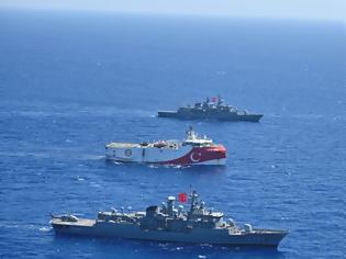 Φωτογραφία για Ελληνοτουρκική κρίση του Oruc Reis: Μία αποτίμηση