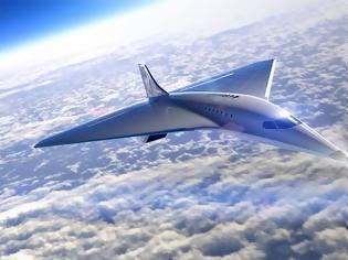 Φωτογραφία για Η Virgin Galactic αποκαλύπτει το design του νέου Mach 3
